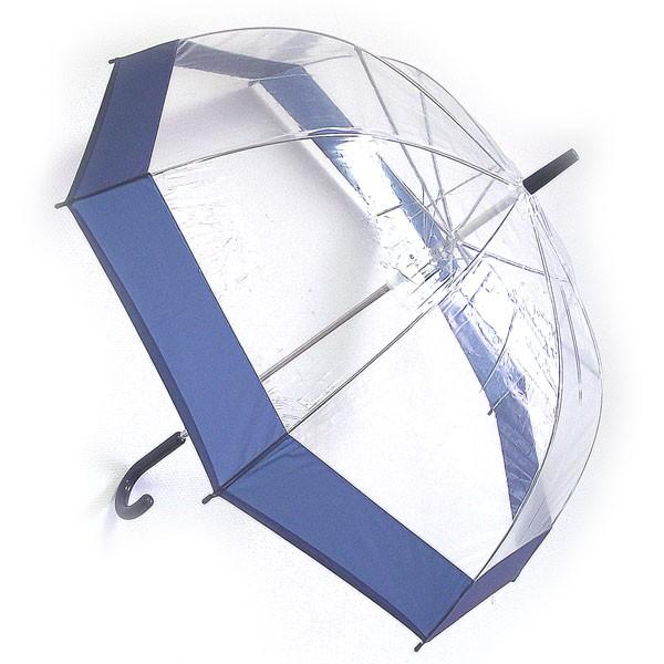 Зонт с прозрачным куполом