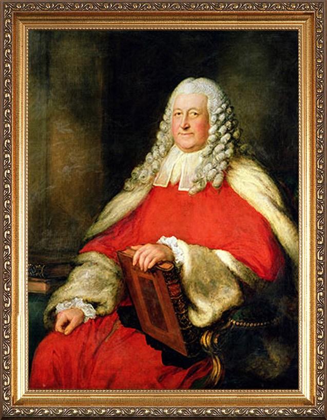 Оригинальный портрет судье