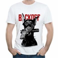 Мужская футболка Доберман