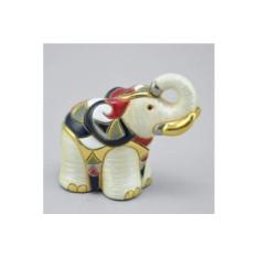 Керамическая статуэтка Белый слон