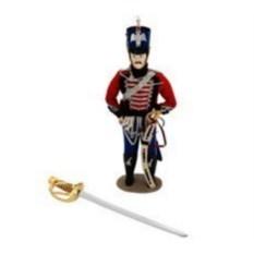 Набор Гусарская баллада: декоративная кукла, нож для бумаг