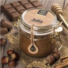 Мед-суфле Peroni «Бельгийский шоколад с фундуком»