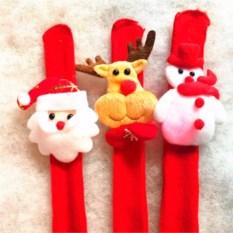 Новогодний светящийся браслет для детей