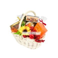 Подарочная корзина 1 сентября