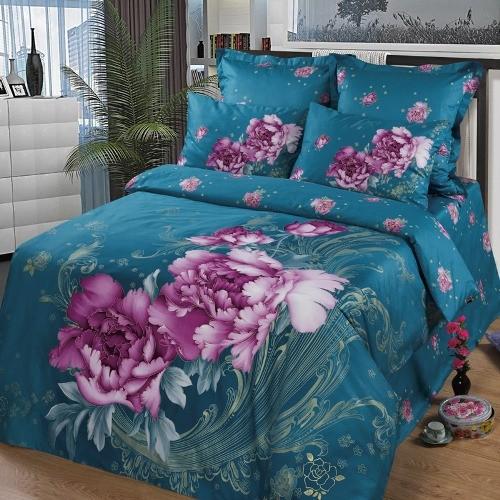 Комплект постельного белья Эмилия (евростандарт)