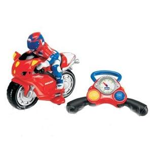 Мотоцикл с дистанционным управлением