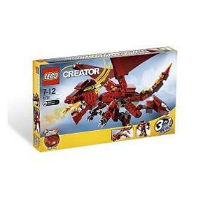 Набор Lego Creator «Огненная легенда»