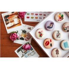 Набор пирожных макарон «Чего хотят женщины»