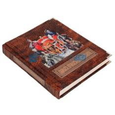 Книга в обложке из натуральной кожи Дом Романовых