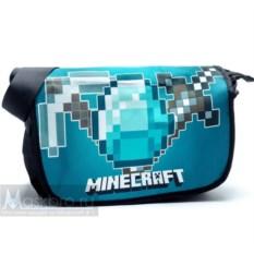 Наплечная сумка с алмазом