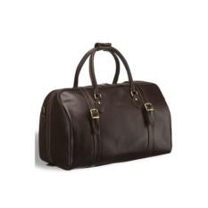 Дорожная коричневая сумка Brialdi Rockford