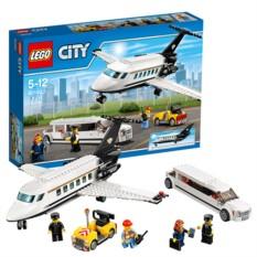 Конструктор Lego City Служба аэропорта для VIP-клиентов