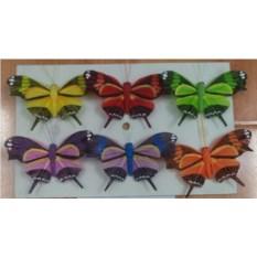 Декоративный аксессуар Бабочка
