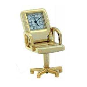 Часики сувенирные «Офисное кресло»