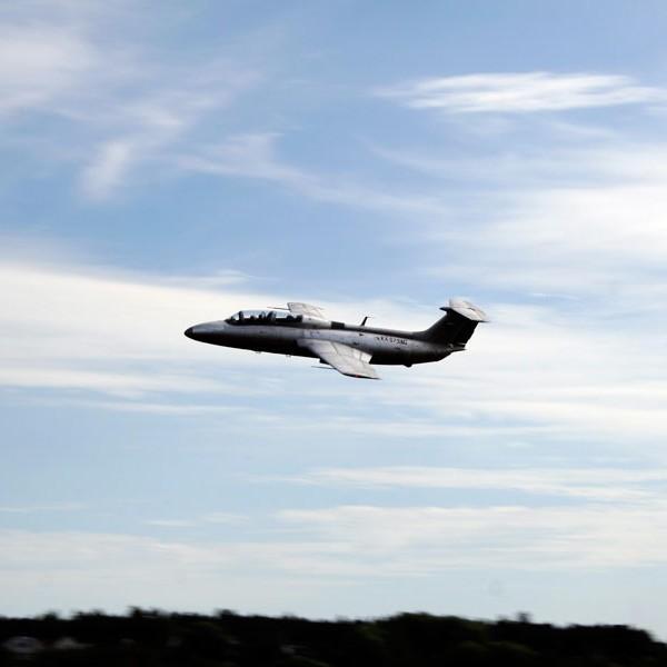Полет на реактивном самолете Л-29 (25 минут)
