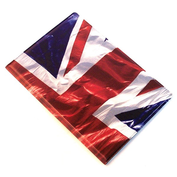Обложка для паспорта Британский флаг