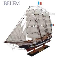 Модель корабля Belem