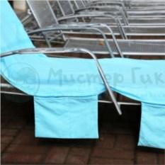 Пляжная сумка-лежак