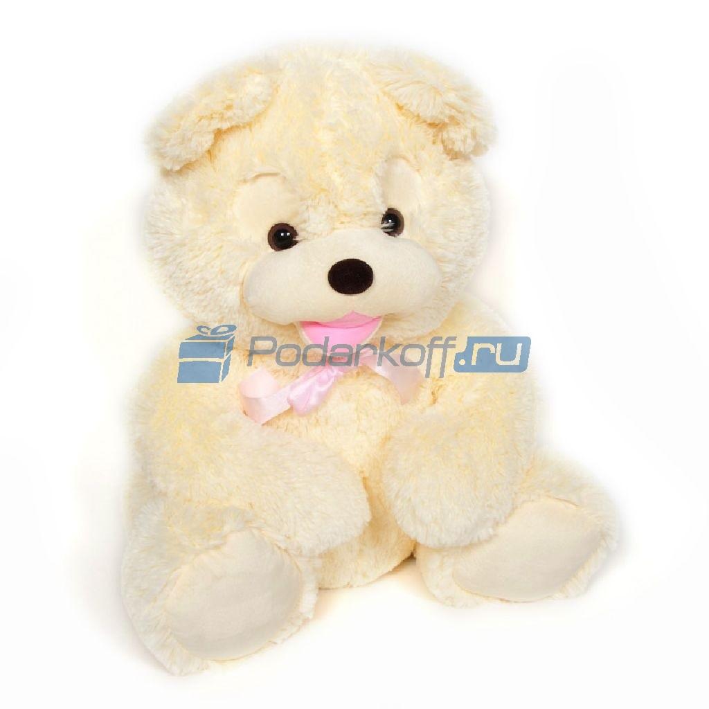 Мягкая игрушка Медведь Леня
