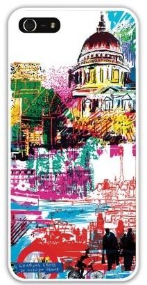 Чехол-накладка для iphone 5/5S, яркое путешествие