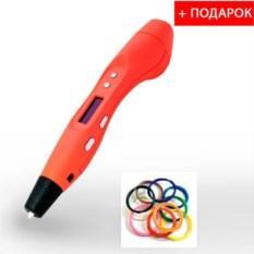 3D ручка Easyreal с OLED-дисплеем и набором ABS пластика