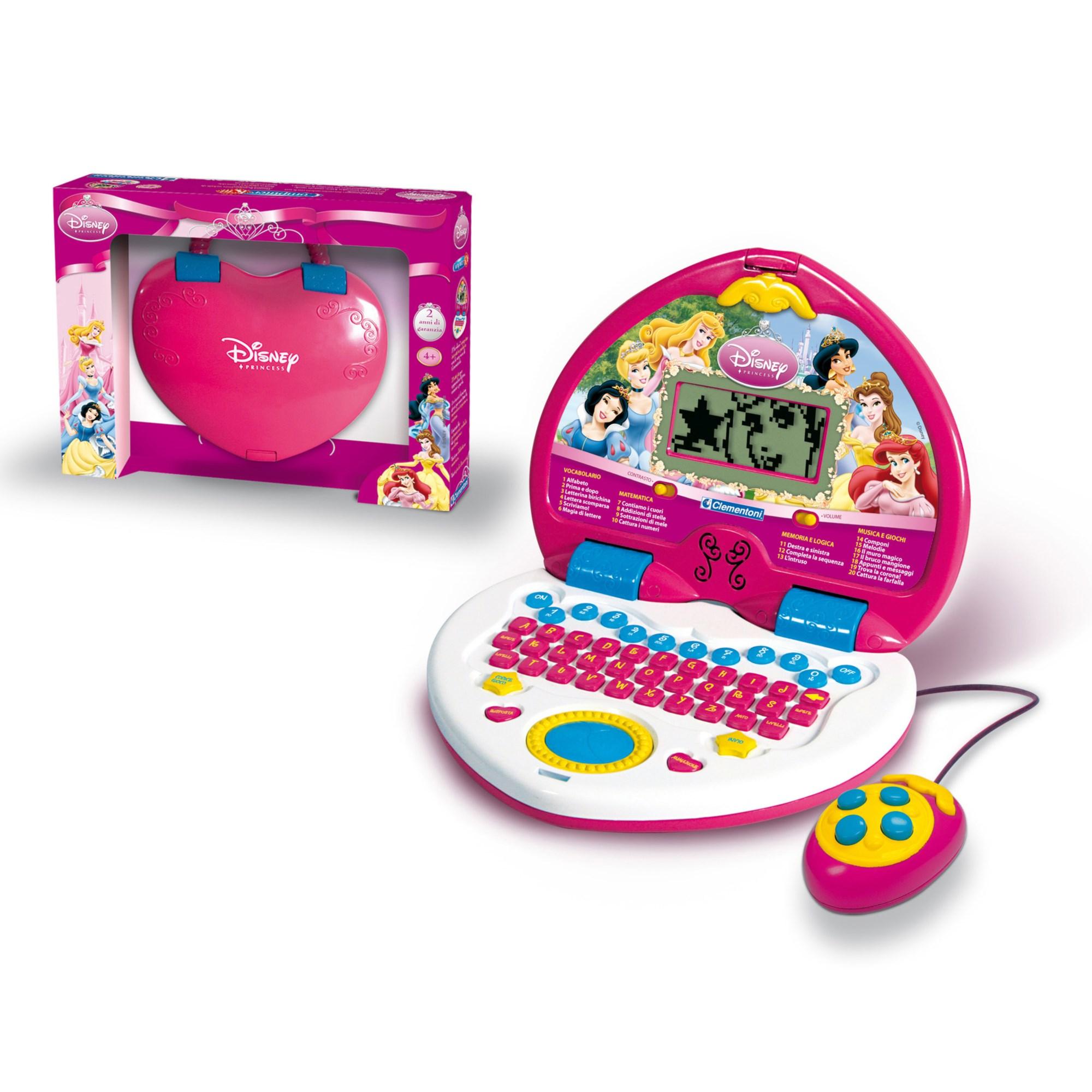 Детский компьютер «Принцессы»