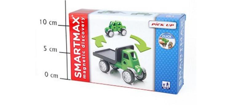 Магнитный конструктор SmartMax/Bondibon Пикап