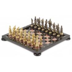 Бронзовые шахматы Русские