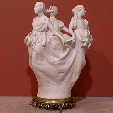 Элитная фарфоровая ваза «Миллениум»