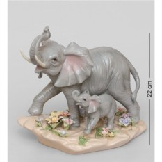 Статуэтка Слоны (Pavone)