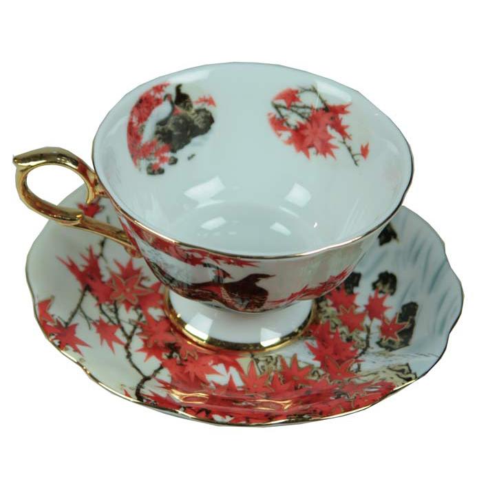 Чайный набор «Красный клён»