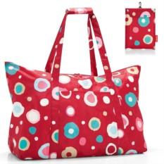Складная сумка Mini maxi travelbag dots