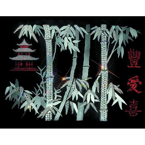 Картина Swarovski Иероглиф