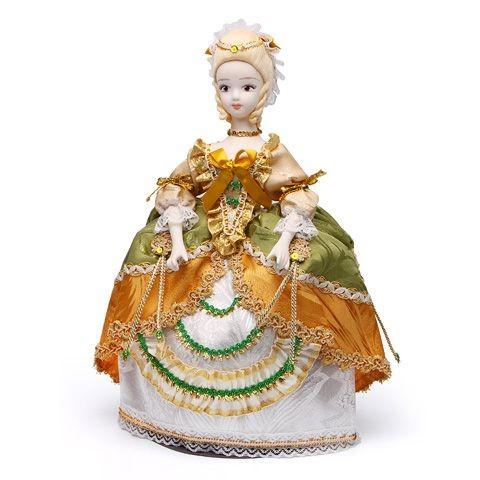 Кукла-шкатулка Фрейлина