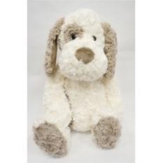 Мягкая игрушка в светлых тонах Собака (52 см)
