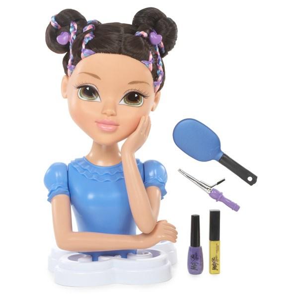 Набор для создания прически для куклы Moxie