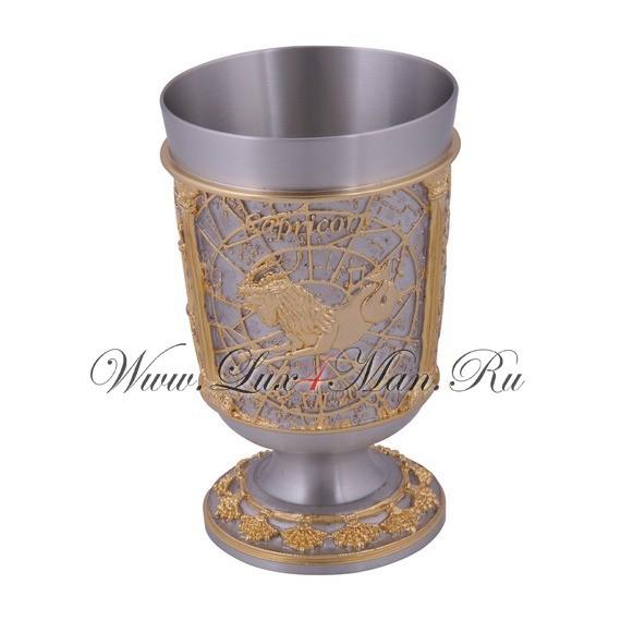 Кубок со знаком зодиака Козерог Clearmont
