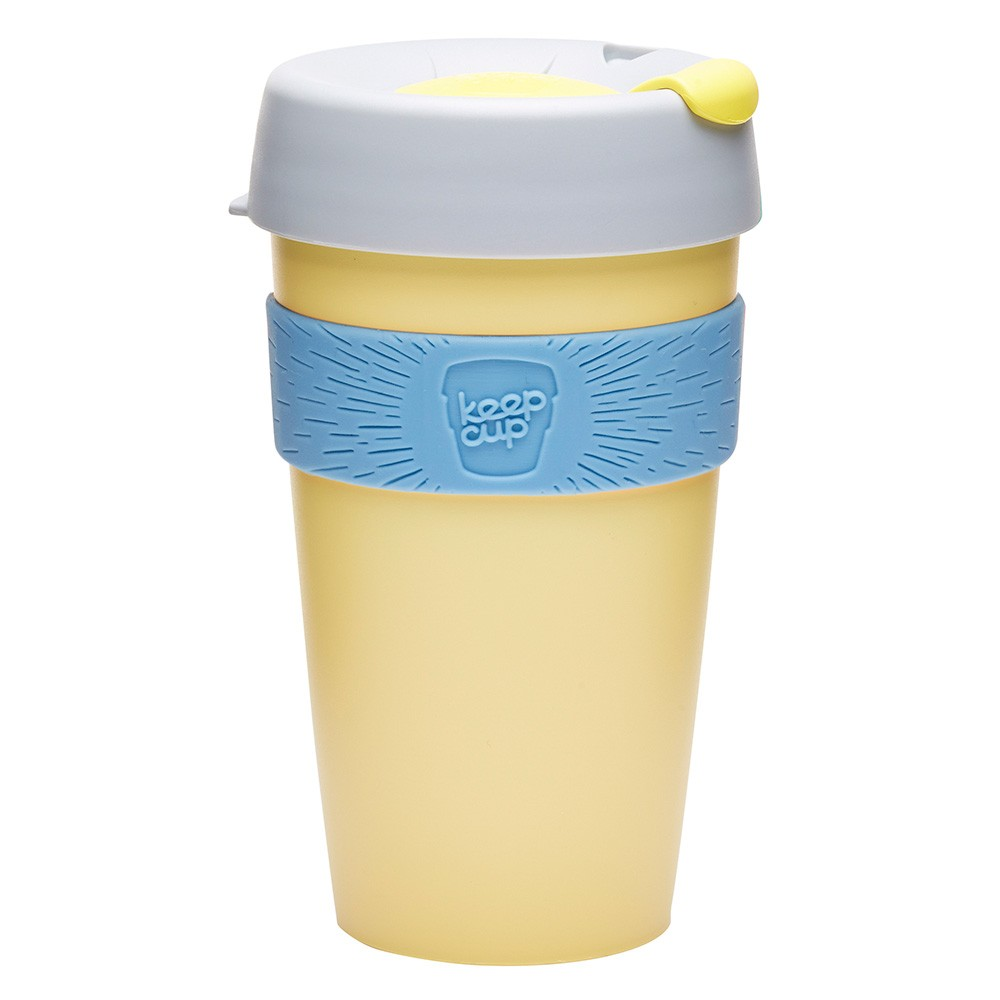 Кружка KeepCup Lemon 454 мл.