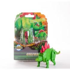 Яйцо-трансформер Стегозавр (EggStars)