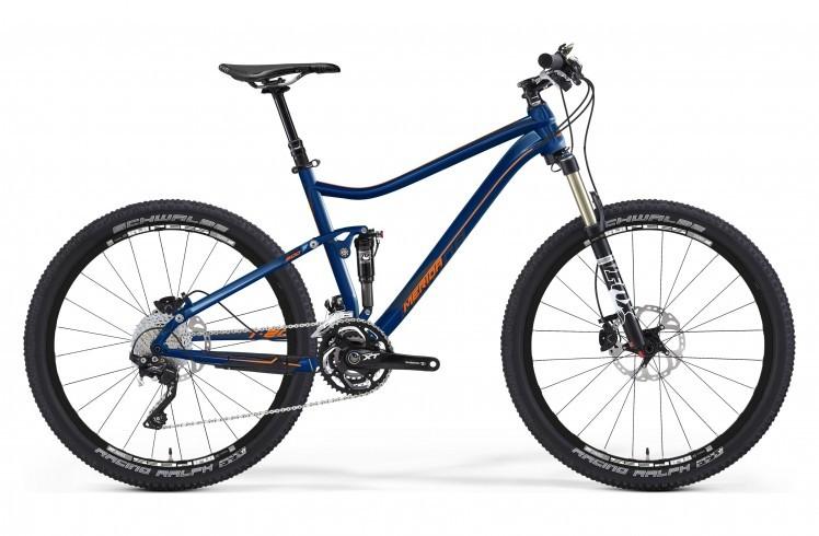 Горный велосипед Merida One-Twenty 7.900 (2015)