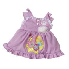 Одежда для куклы Baby born (Бэби Борн) Платье