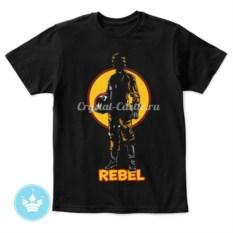 Детская футболка Rebel