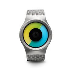 Наручные часы ZIIIRO Celeste Chrome-Colored