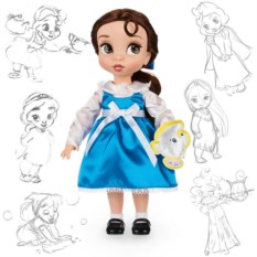 Кукла Disney Animators Collection Белль