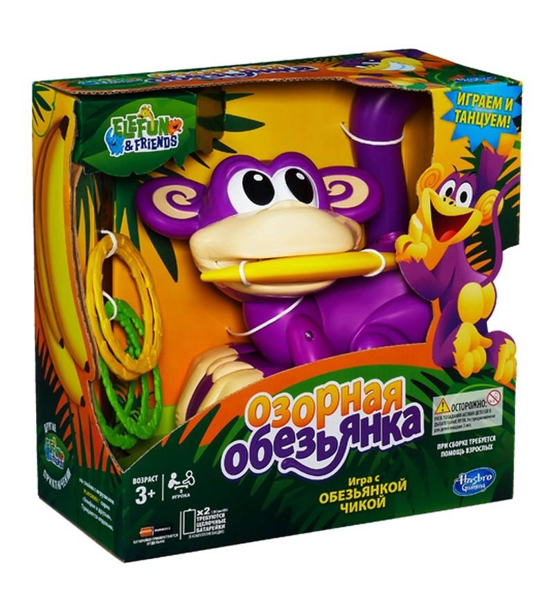 Игра Hasbro Озорная Чики