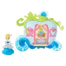 Кукла с аксессуарами Disney Princess Золушка с каретой