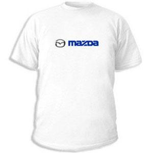 Футболка Mazda