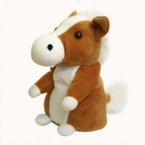 Говорящая игрушка-повторюшка «Лошадка Гоша»