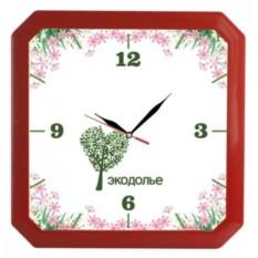 Настенные часы «Квадро»