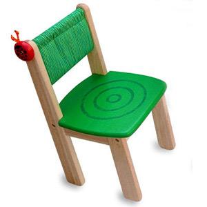 Стульчик детский деревянный I'm Toy
